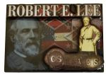 New General Lee 2D Coloured Fridge Magnet